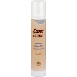 LUVOS Naturkosmetik getöntes Gesichtsfluid bronze 50 ml