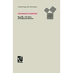 Grundlehre Geometrie. Friedhelm Kürpig  Oliver Niewiadomski  - Buch