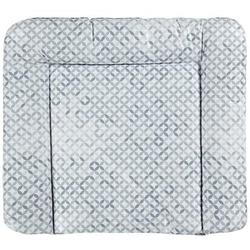 Alvi® Wickelauflage Kuschel Folie Mosaik 69 x 69 cm