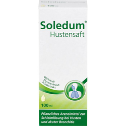SOLEDUM Hustensaft 100 ml