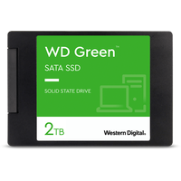 "Western Digital Green 2 TB 2,5"" WDS200T2G0A"