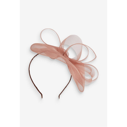 Next Haarband Fascinator rosa