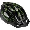 Fischer Fahrrad Arrow S/M City-Helm Schwarz Konfektionsgröße=M