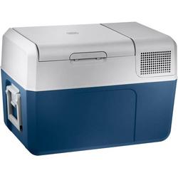 MobiCool MCF60 12/230V Kühlbox EEK: A+ (A+++ - D) Kompressor 12 V, 24 V, 230V Blau, Weiß 58l