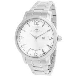 Lindberg & Sons Dezent gehaltene Armbanduhr mit schweizer Werk