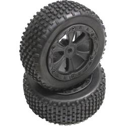 Absima 1230033 Ersatzteil Reifen komplett vorne