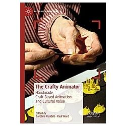 The Crafty Animator - Buch