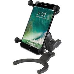 RAM Mounts Tank-Motorradhalterung mit X-Grip für große Smartphones