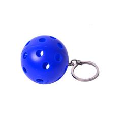 FLOORBEE Floorball Keychain 1 St., blau