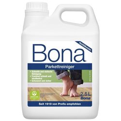 Bona Reiniger 2,5 Liter für Parkett- & Holzboden (NF-Kanister f. Spray Mopp)