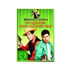 Wo Männer noch sind DVD