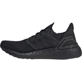 adidas Ultraboost 20 M core black/core black/solar red 44