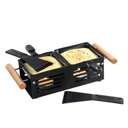 CILIO Käse-Party Raclette Tealight / Teelicht-Raclette für 2 Personen