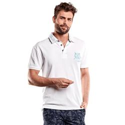 Poloshirt Engbers Reinweiss