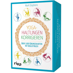Yoga-Haltungen korrigieren - Kartenset
