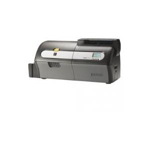 Zebra ZXP Series 7 - Plastikkartendrucker - Farbe - Duplex - Thermosublimation/thermische Übertragung - CR-80 Card (85.6 x 54 mm) - 300 dpi - bis zu 1355 Karten/Stunde (s/w) / bis zu 300 Karten/Stunde (Farbe) - Kapazität: 200 Karten - USB 2.0, LAN (Z72-000C0000EM00)