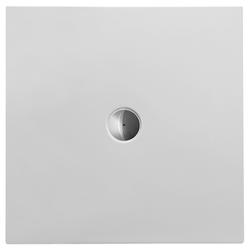 Duravit Quadrat-Duschwanne DuraPlan 90 x 90 x 3,5 cm, weiß, bodenbündig, Antislip