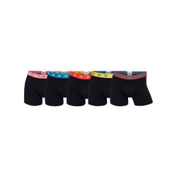 CR7 Boxershorts Basic Trunk Boxershort 5er Pack S