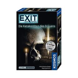 Kosmos Spiel, EXIT - Das Spiel - Die Katakomben des Grauens