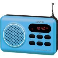 ICES IMPR-112 blau