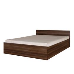 Łóżko Martan z pojemnikiem na pościel i materacem