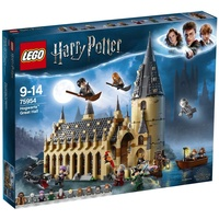Lego Harry Potter Die große Halle von Hogwarts 75954