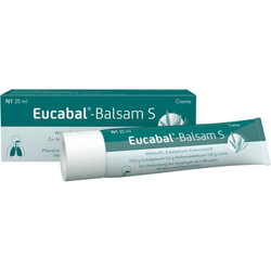 EUCABAL Balsam S 25 ml