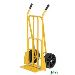 Kongamek Gepäck- & Sackkarre mit unplattbaren Rädern KM104-PL