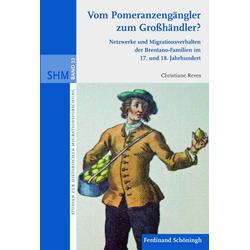Vom Pomeranzengängler zum Großhändler? als Buch von Christiane Reves