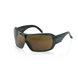 SMITH DOMINO Sonnenbrille green plaid gloss/brown