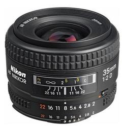 Nikon AF 35mm 1:2 D Objektiv