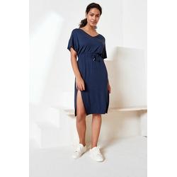 Next Sommerkleid Mittellanges Jerseykleid 44