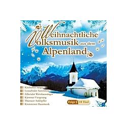 Weihnachtliche Volksmusik Aus Dem Alpenland,F.1