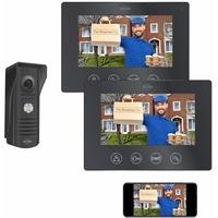 ELRO IP-Video-Türsprechanlage DV50-P1M2 2WE
