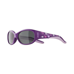 Alpina Sports Sonnenbrille Sonnenbrille FLEXXY KIDS blue C lila