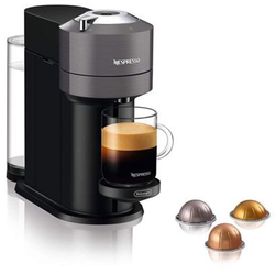 Delonghi Nespresso Vertuo Next ENV 120.GY Kaffeekapselmaschine, grau