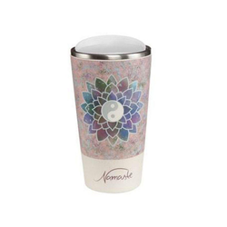 Goebel Coffee-to-go-Becher Lotusblüte Rosé - Mug to Go Lotus