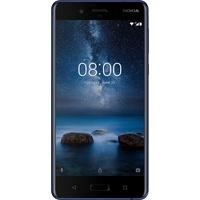 Nokia 8 128GB hochglanzblau