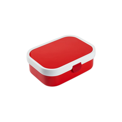 Mepal Lunchbox CAMPUS Brotdose mit Gabel rot, (1-tlg)