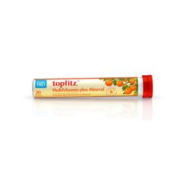 Topfitz Multivitamin+Mineral Brausetabletten