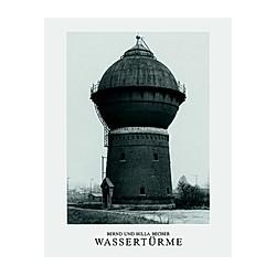 Wassertürme. Hilla Becher  Bernd Becher  - Buch