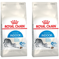 Royal Canin Indoor 27 2 x 10 kg