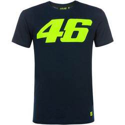 VR46 Logo T-Shirt blau M