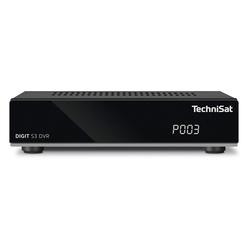 TechniSat DIGIT S3 DVR Sat-Receiver schwarz SAT-Receiver