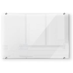 Herd-Abdeckplatte Spritzschutz Küche Transparent, Glas, (1 tlg)