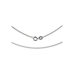 Bella Carina Silberkette Kinderkette, Kindergröße silberfarben 36 cm