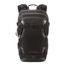 Slash 25 pro Rucksack black out