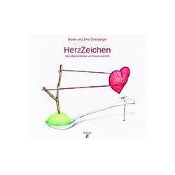 HerzZeichen. Emil Steinberger  Niccel Steinberger  - Buch