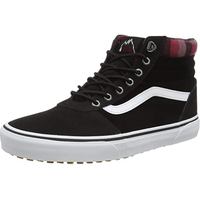 VANS Ward Hi MTE black/plaid 44
