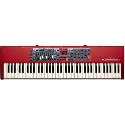 CLAVIA Nord Electro 6D 73 - Stage-Piano